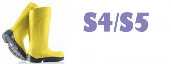 Sicherheitsschuhe S4-S5