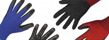 Textil-Handschuhe