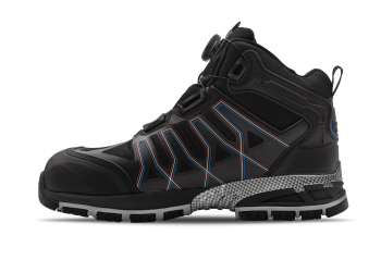 """Monitor - Stiefel niedrig """"CHARGED BOA"""" S3 43"""