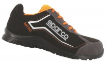 "SPARCO - Halbschuh ""NITRO"" S3 black-orange"