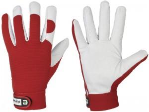 """Nappaleder-Handschuh """"CARVER"""" (6er Pack)"""