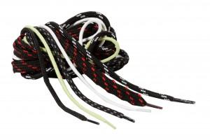 Schuhband rund