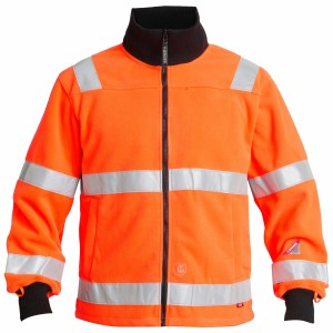 "Engel - Fleecejacke ""SAFETY"""