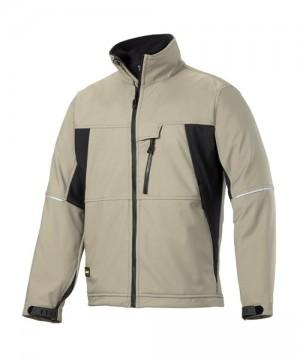 Softshell Jacke ohne Kapuze