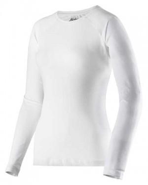 Damen Stretch T-Shirt, langarm
