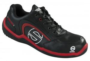 "SPARCO-Halbschuh ""SPORT L"" Black S3"