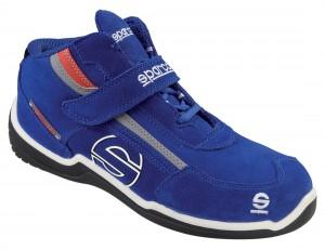 """SPARCO-Stiefel niedrig """"RACING H"""" Blue S3"""