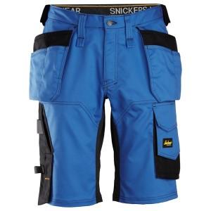 Snickers - Stretch-Shorts mit Holstertaschen