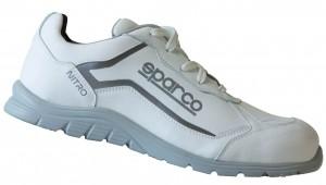 """Sparco-Halbschuh """"NITRO"""" white S3 ESD"""