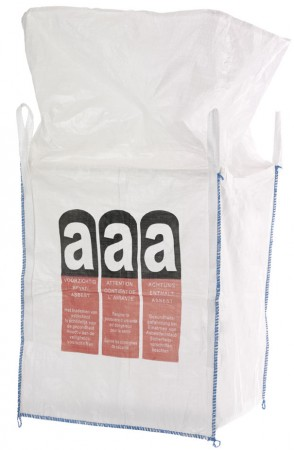 Asbest BIG BAG Maße: 90 x 90 x 110