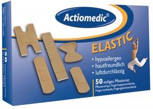 "GRAMM-Actiomedic ""ELASTIC"" Pflasterset"