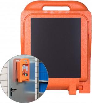 GRAMM-Magnetwandhalterung für Medi2Protect Augenspülstation