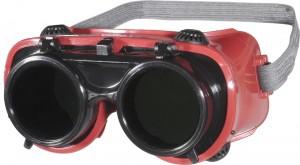"""Delta Plus Schweißer-Schutzbrille """"TOBA2 T5"""""""