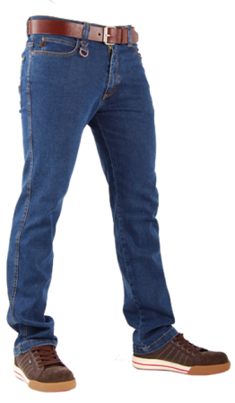 "CROSSHATCH Performance Herrenjeans ""TRUCKER STRETCH"""