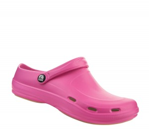 "Fit Clog-""Basic air"" pink"