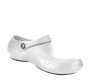 "Fit Clog ""Power"" weiss"