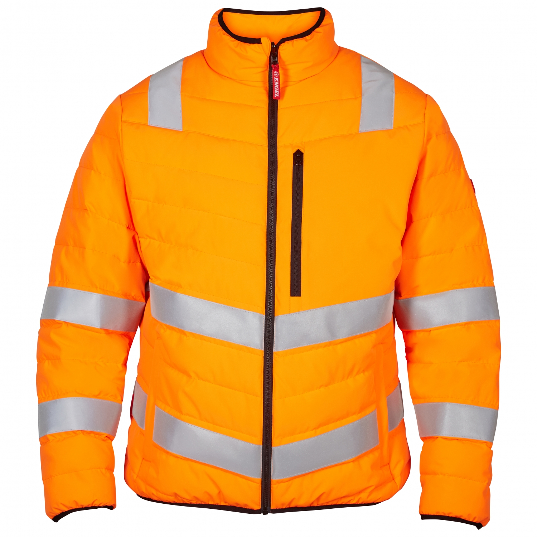 "Engel - Steppjacke ""SAFETY"" L / 10 Orange"