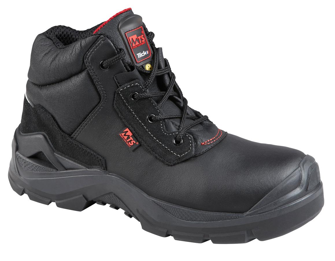 """MTS- Halbhoher Schuh """"TOTAL"""" S3 Flex 43"""