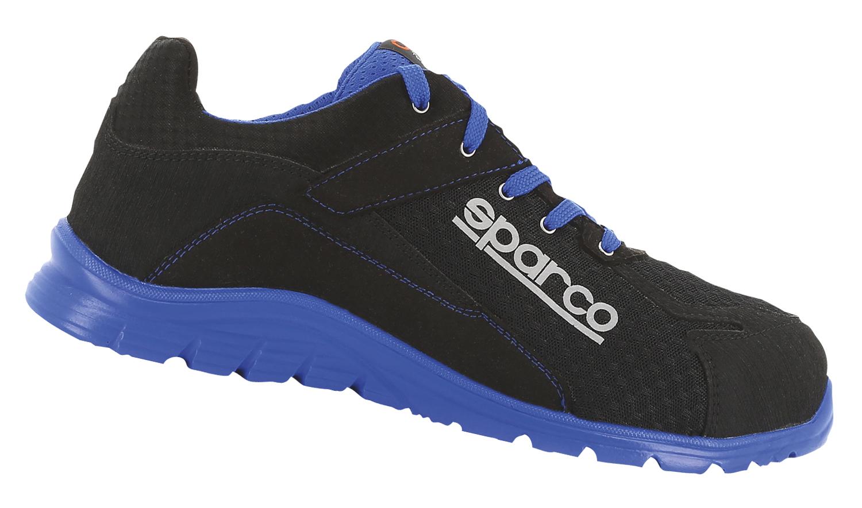 "SPARCO - Halbschuh ""PRACTICE"" S1P black-blue 43"