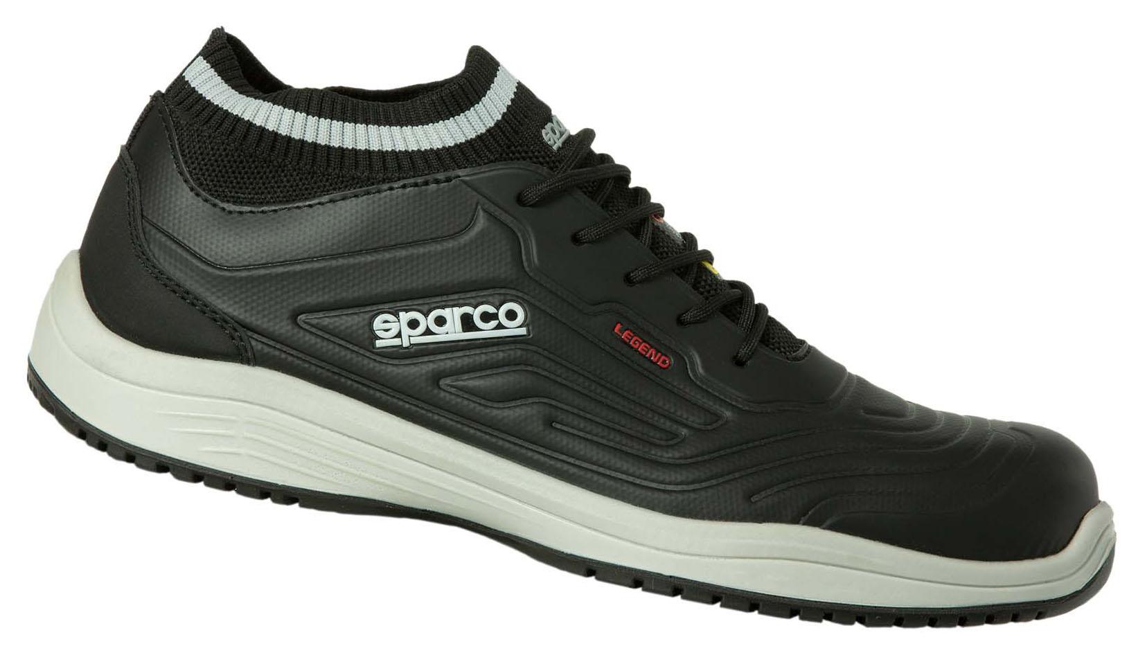 """Sparco-Halbschuh """"LEGEND"""" black grey, S3 ESD 45"""