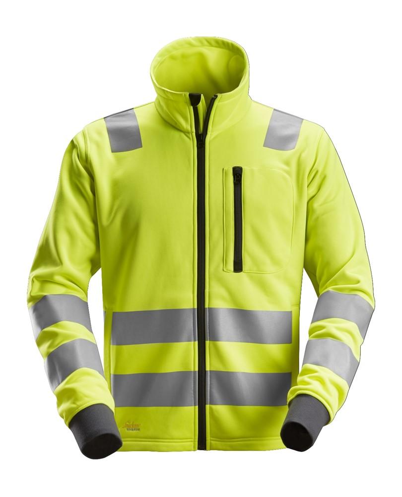 "Snickers-HV Arbeitsjacke ""AllroundWork"" L / 6600-High Vis Yellow"