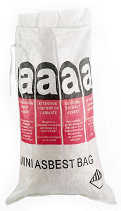 mini asbest bag 120 liter uni 8472 1. Black Bedroom Furniture Sets. Home Design Ideas