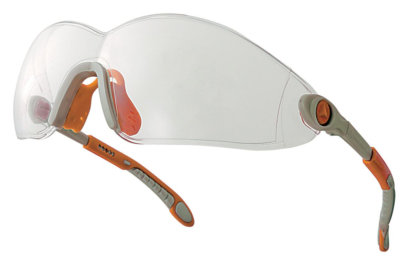 """Delta Plus Schutzbrille """"VULCANO 2"""" Glasklar"""